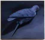 Portia Munson_ Crow_ Oil on Canvas_ 2016