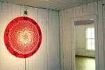 Tamalyn Miller_ Scissors (Detail of Spirit House)_ Mixed Media Installation_ 2011